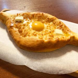 Hachapuri/Chebureki/Pizza